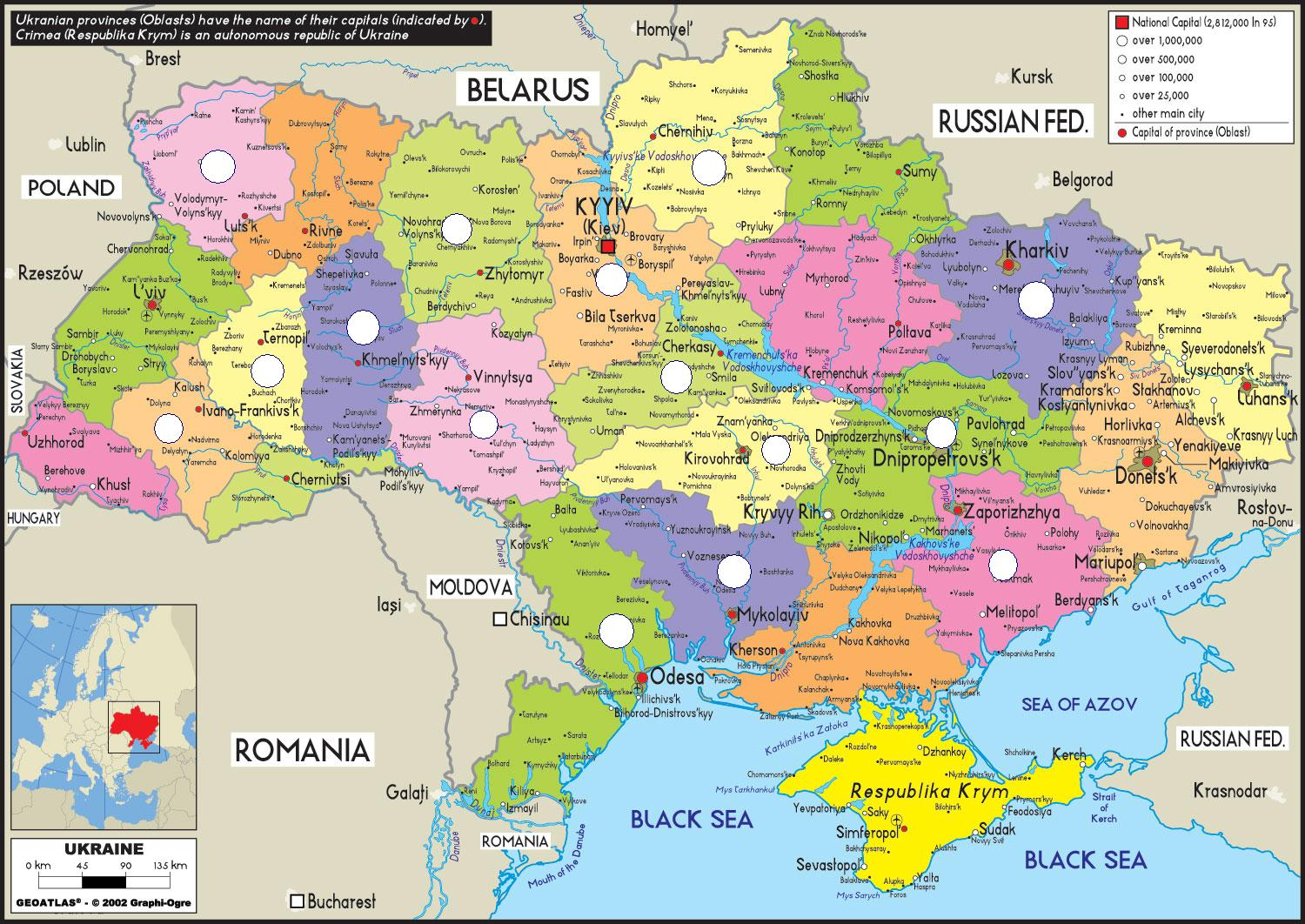 ukrainemap site